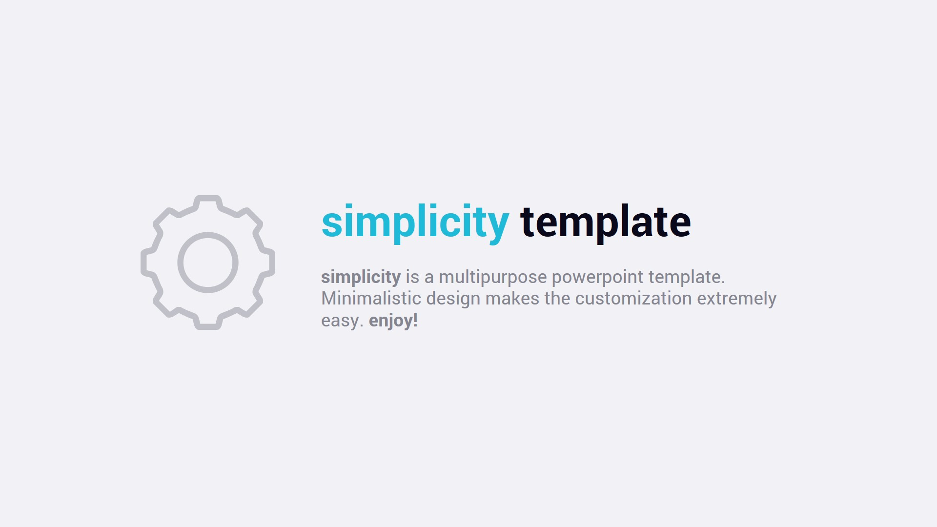 Simplicity 20 premium and easy to edit template by smartpoint simplicity 20 premium and easy to edit template toneelgroepblik Images