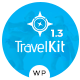 Travelkit - The Full-fledged Tour & Travel WordPress Theme - ThemeForest Item for Sale
