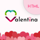 Valentina - Valentines Party Template - ThemeForest Item for Sale