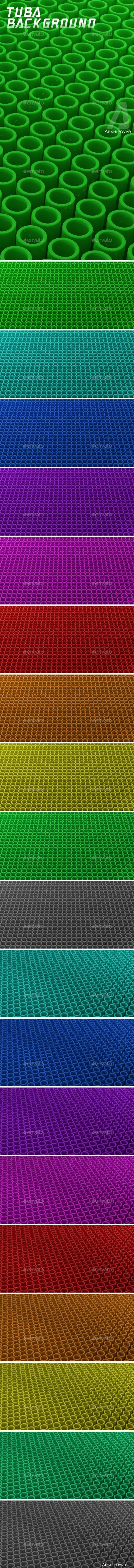 Tuba Backgrounds - 3D Backgrounds