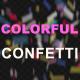 Colorful Confetti - VideoHive Item for Sale