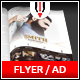 Barbershop Flyer / Magazine AD - GraphicRiver Item for Sale