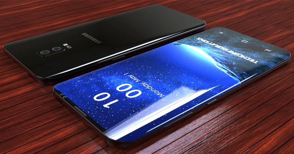 Samsung Galaxy S9 Black By Vikibwire 3docean