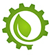 Eco Gear Logo - GraphicRiver Item for Sale