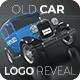 Old Car Logo Reveal - VideoHive Item for Sale