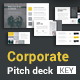 Corporate Pitch Deck Keynote Template - GraphicRiver Item for Sale