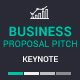 Business Proposal Pitch Keynote Template - GraphicRiver Item for Sale
