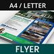 Real Estate Modern Promotional Flyer
