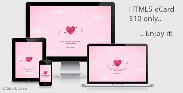 CodeCanyon Valentine Card v3 21237898