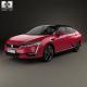 Honda FCX Clarity 2016