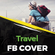 Travel Facebook Cover Vol.4 - GraphicRiver Item for Sale