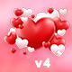 Valentine Card v4 - CodeCanyon Item for Sale