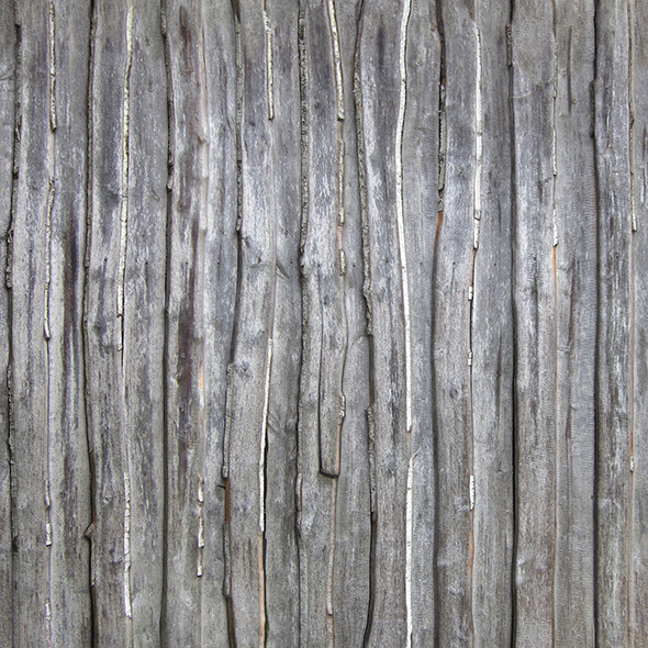 Old Plank fence - 3DOcean Item for Sale