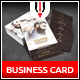 Barbershop Business Card - GraphicRiver Item for Sale