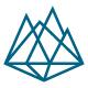 Mountain Wireframe Logo