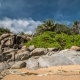 Rocks at the Hidden Paradise Nui Beach in Phuket Island, Thailand - VideoHive Item for Sale