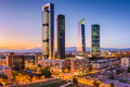Madrid, Spain Skyline - PhotoDune Item for Sale