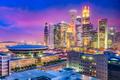 Singapore City Skyline - PhotoDune Item for Sale