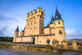 Segovia Castle Spain - PhotoDune Item for Sale