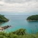 Yanui Beach and Promthep Cape in Phuket, Thailand - VideoHive Item for Sale