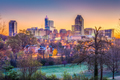 Raleigh, North Carolina, USA Skyline - PhotoDune Item for Sale