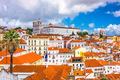 Alfama, Lisbon, Portugal - PhotoDune Item for Sale