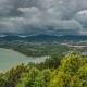 Beautiful  View From Khao-Khad Views Tower, View Such As Chalong Bay and Phuket Town in Thailand - VideoHive Item for Sale