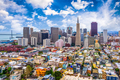San Francisco, California, USA Skyline - PhotoDune Item for Sale