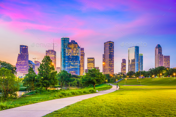 Houston, Texas, USA - Stock Photo - Images