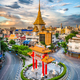 Bangkok Thailand Chinatown - PhotoDune Item for Sale
