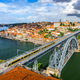 Porto, Portugal Skyline - PhotoDune Item for Sale