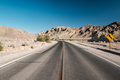 Highway in Death Valley National Park, California - PhotoDune Item for Sale