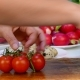 Wash the Cherry Tomatoes Under the Tap - VideoHive Item for Sale