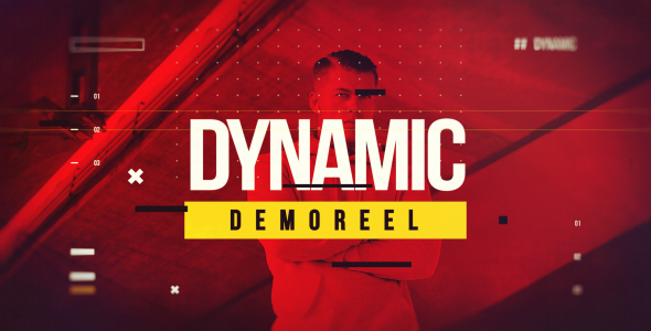 VideoHive Dynamic Demo Reel 21238968