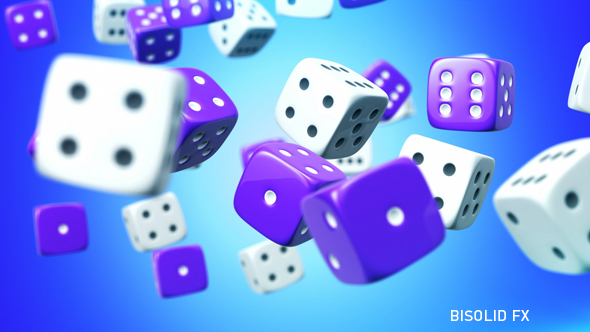 VideoHive Dice Background 21238969