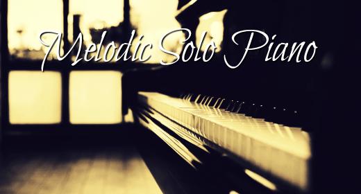 Melodic Solo Piano
