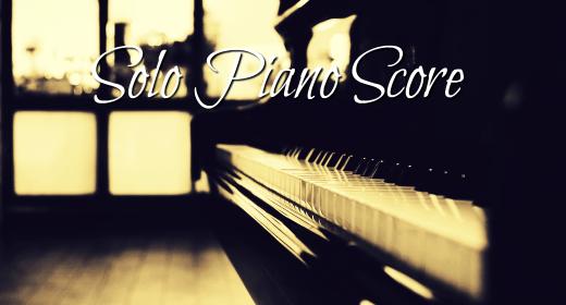 Solo Piano Score