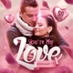 Romantic Valentine Poster - GraphicRiver Item for Sale