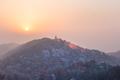 mount lushan at dusk - PhotoDune Item for Sale