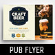Local Pub Flyer Template v2 - GraphicRiver Item for Sale