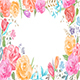 Flower Watercolor - GraphicRiver Item for Sale