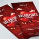 DL Valentines Day Party Flyer - GraphicRiver Item for Sale