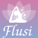 Flusi - Yoga Studio and Spa Beauty PSD Template - ThemeForest Item for Sale