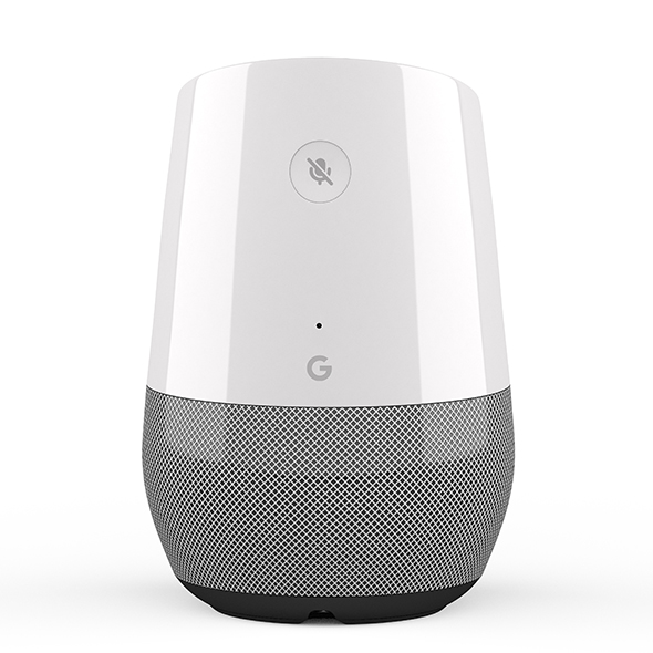 Google Home - 3DOcean Item for Sale