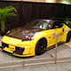 YELLOW NISSAN 2 SEATER SPORTS CAR. - 3DOcean Item for Sale