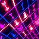 Arrows Neon Flashing Tunnel - VideoHive Item for Sale