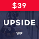 Upside - Multi purpose WordPress theme - ThemeForest Item for Sale