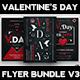 Valentines Day Flyer Bundle V3
