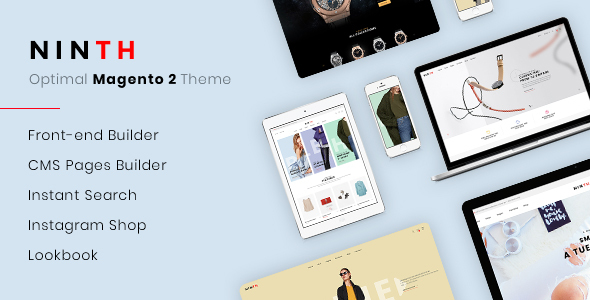 ninth - optimal magento 2 theme (magento) Ninth – Optimal Magento 2 Theme (Magento) 01 preview