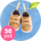 BabyBoo | Clothes, Shoes, Toys, Gifts Store | Сhildren & Babies | Fully Responsive | PSD template